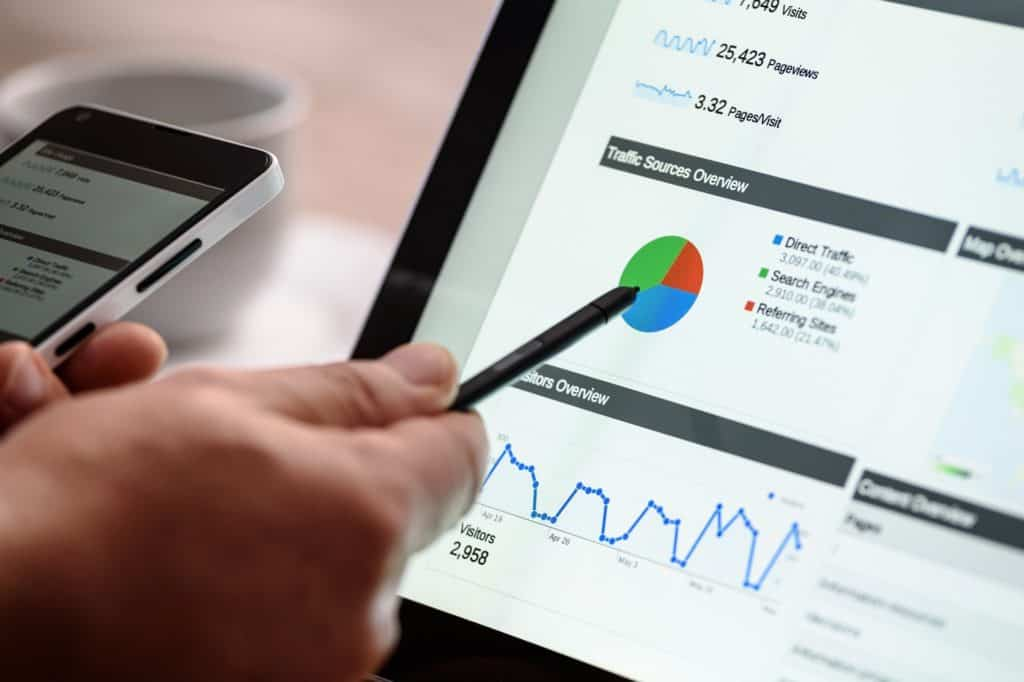 data and analytics for SEO for HVAC contractors