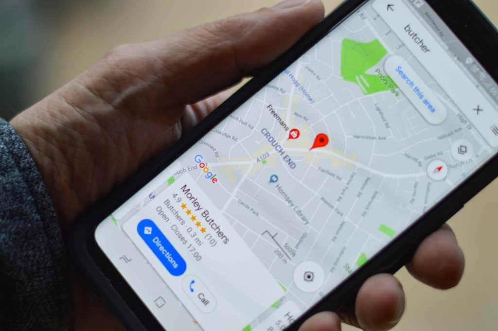 Local seo tips for small businesses with Google Maps listing
